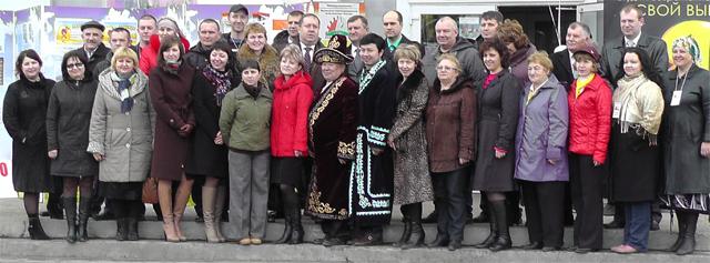Участники выставки Наша продукция - 2013 в Новоалтайске