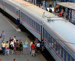 День пассажира на станции Алтайская (Новоалтайск)
