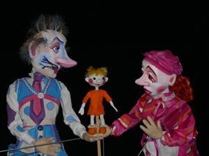Спектакль Мальчик спальчик и его родители