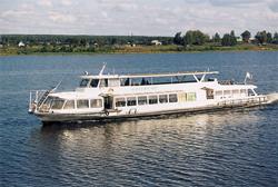 Барнаульский речной вокзал  - Расписание 2019