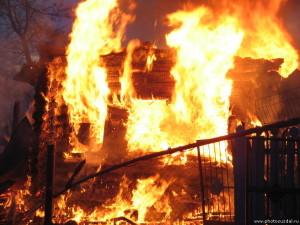 МЧС Алтайского края напоминает о необходимости осторожного обращения с огнем