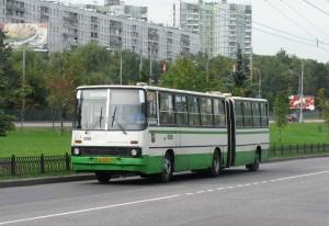 авария с участием рейсового автобуса