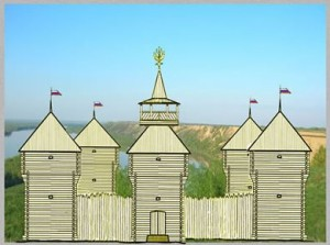 300-летний юбилей белоярской крепости