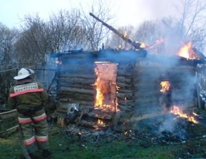 пожар в новоалтайске
