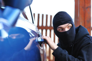 полицейские Новоалтайска задержали автоугонщика