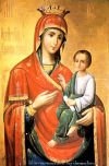 Икона Божией Матери Скоропослушница в Новоалтайске