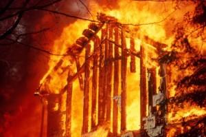МЧС по Алтайскому краю пожар возгорание