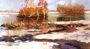 Выставка работ Владимира Стволова в Новоалтайске