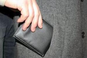 карманный вор кража полиция следователи