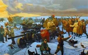 Дни воинской славы России в музее Новоалтайска