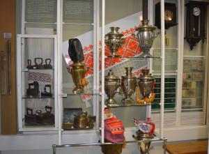 Экспозиции новоалтайского краеведческого музея. Быт селян.
