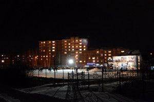 Каток Реал в Новоалтайске