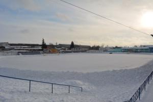 Каток Восход в Новоалтайске