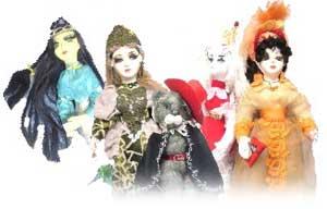 Выставка кукол в Новоалтайске