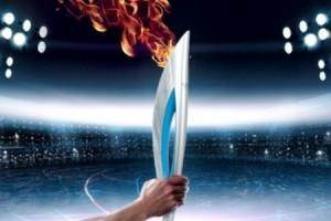 Паралимпийский огонь Сочи 2014