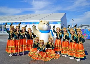 XXII Зимняя Олимпиада в Сочи творческие коллективы Алтайского края