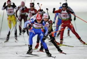 биатлон Олимпиада Олимпийские старты