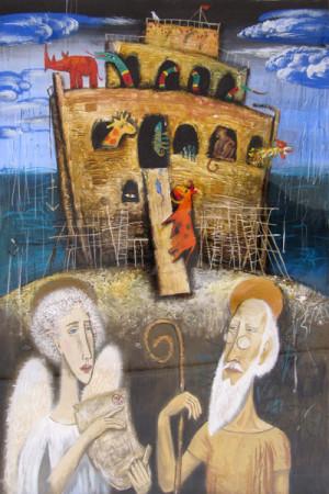 художник выставка Новоалтайск
