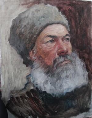 казачество выставка художник музей Новоалтайск