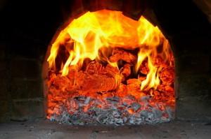 печь пожар правила безопасности МЧС