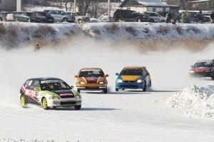 зимние трековые гонки чемпионат