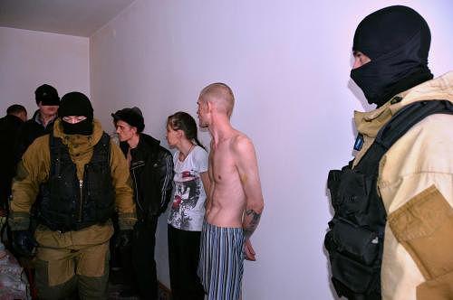 Ликвидация наркопритона в Новоалтайске
