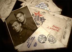 Акция Солдатское письмо в Новоалтайске