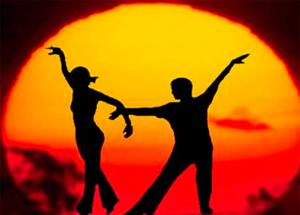 Концерт танцевально-спортивного клуба А-клуб