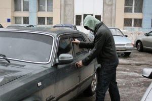 Новоалтайские полицейские задержали вора-неудачника