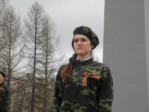 В Барнауле и Новоалтайске стартовала акция 15 дней до Великой Победы