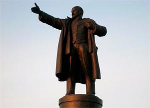 Выставка Ленин всегда молодой в Новоалтайске