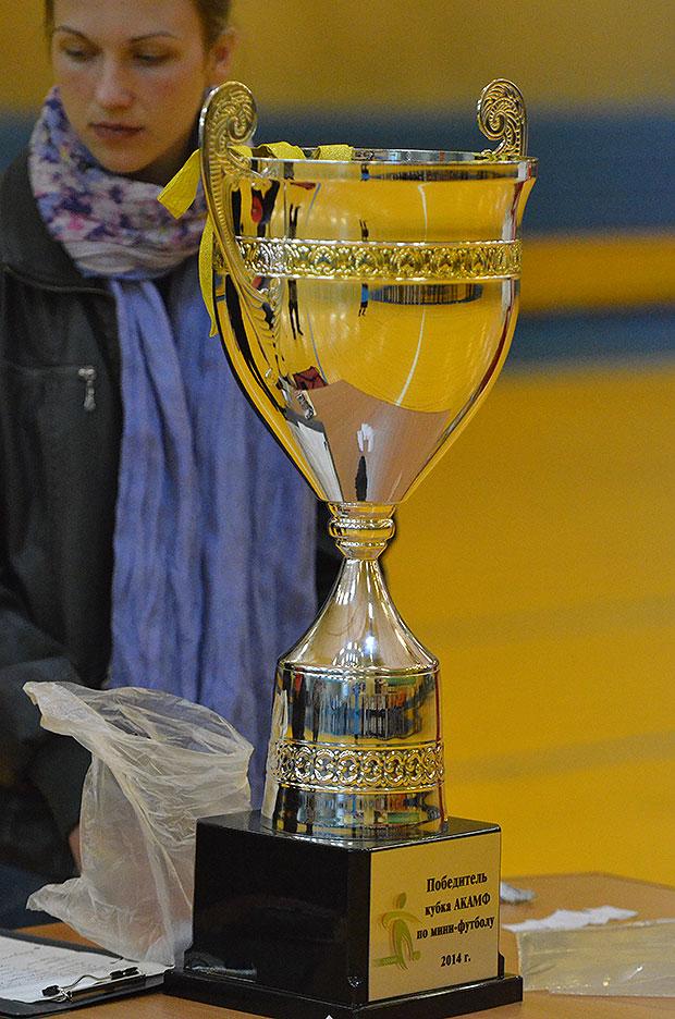 мини-футбол кубок Локомотив