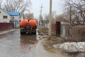 противопаводковые мероприятия откачка воды