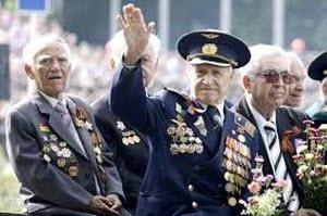 9 мая ветеранам войны предоставят бесплатное такси