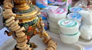 В Новоалтайске состоялось открытие выставки-продажи «Наша продукция»
