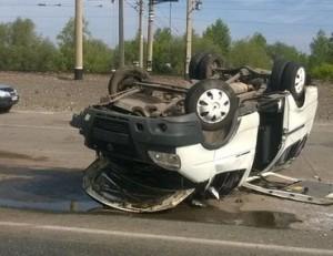 На трассе под Новоалтайском произошли серьезные ДТП