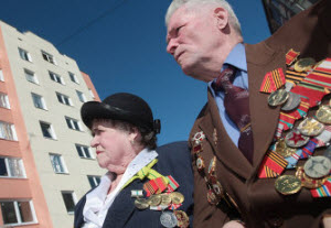Ветераны Новоалтайска переезжают в новое жилье