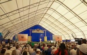 На Международном продовольственном форуме Новоалтайск оказался в центре обсуждения