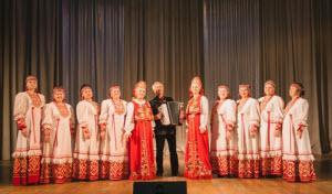 Концерт ансамбля «Белоросы»
