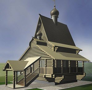 В Новоалтайске возведут разрушенную церковь