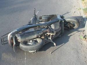 В Заринске женщина-водитель врезалась в мотоциклиста с несовершеннолетним пассажиром