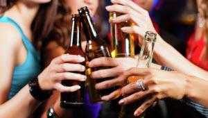 За первое полугодие количество штрафов за распитие спиртных напитков в общественном месте увеличилось в полтора раза