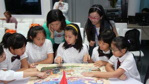 29 детей из китайского города-побратима прибыли в новоалтайский «Орленок»