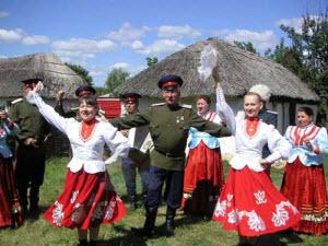 Белокуриха готовится к казачьему фестивалю