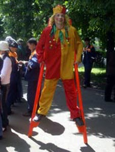 Программа празднования юбилея посёлка Новогорский