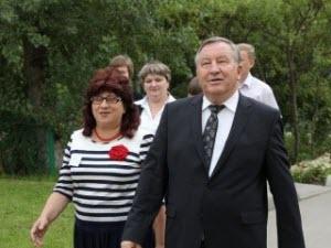 Врио Губернатора Александр Карлин с рабочей поездкой побывал в Тальменском районе