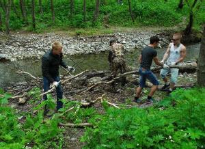 Берега водоемов Алтайского края вошли в десятку чистейших