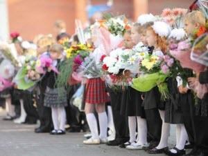 Более семи тысяч новоалтайских школьников встретили новый учебный год