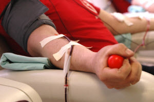 Новоалтайцы пополнили банк крови на 77 литров