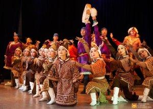 Тувинский ансамбль «Саяны» даст концерт в Алтайском крае
